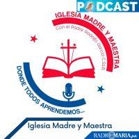 Iglesia Madre y Maestra – Martes 04 mayo 2021